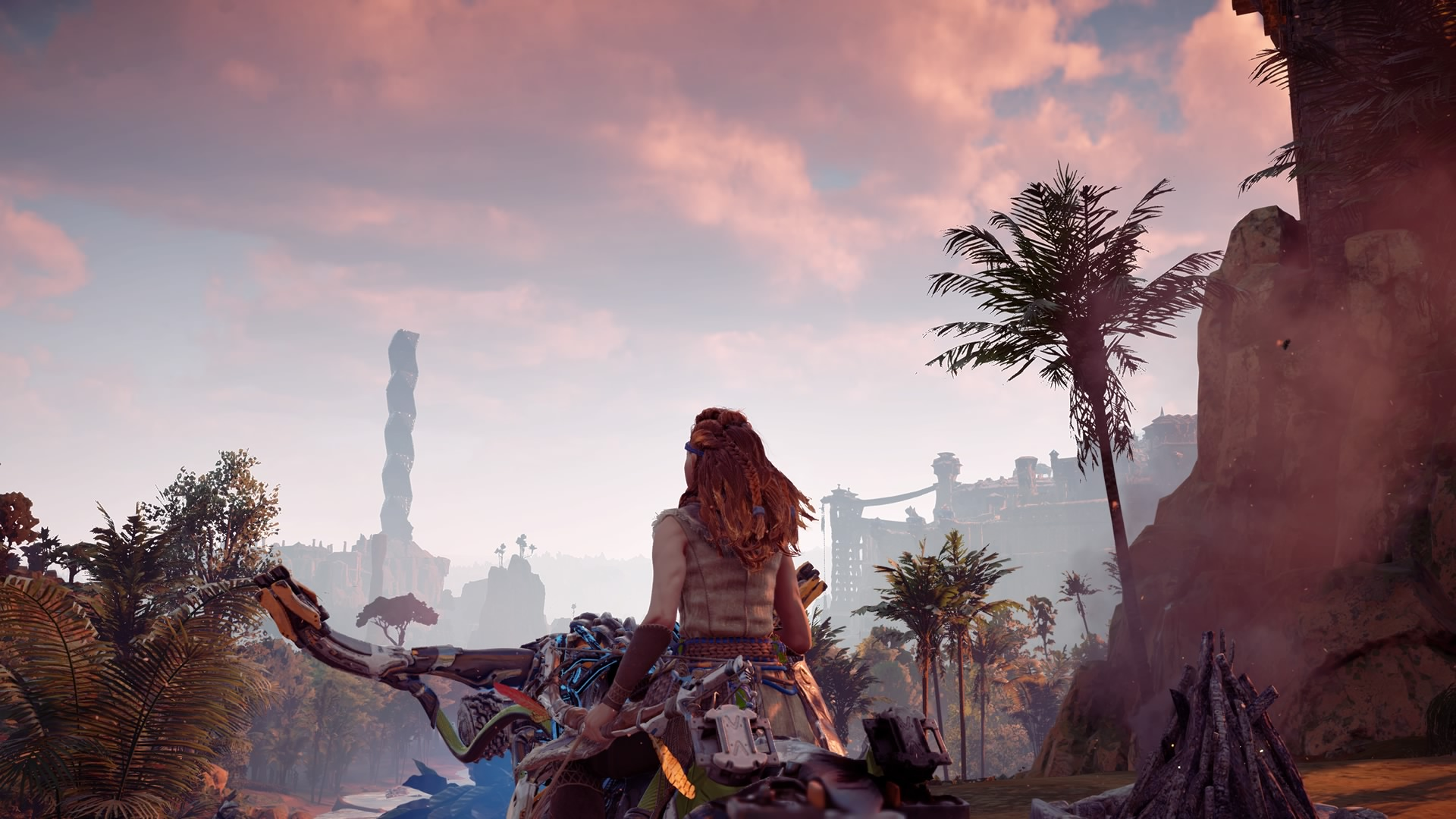 Video Game Review Horizon Zero Dawn The Young Folks Sony Playstation 4 Reg 3 Hey Before We Do This How Mad Must Have Been When Breath Of Wilds Release Date Was Confirmed Fact That Two Major Exclusives With Incredibly