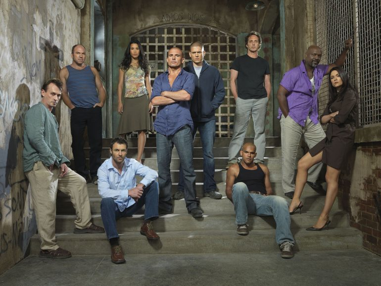 Tv Rewind Prison Break Season 4 The Young Folks