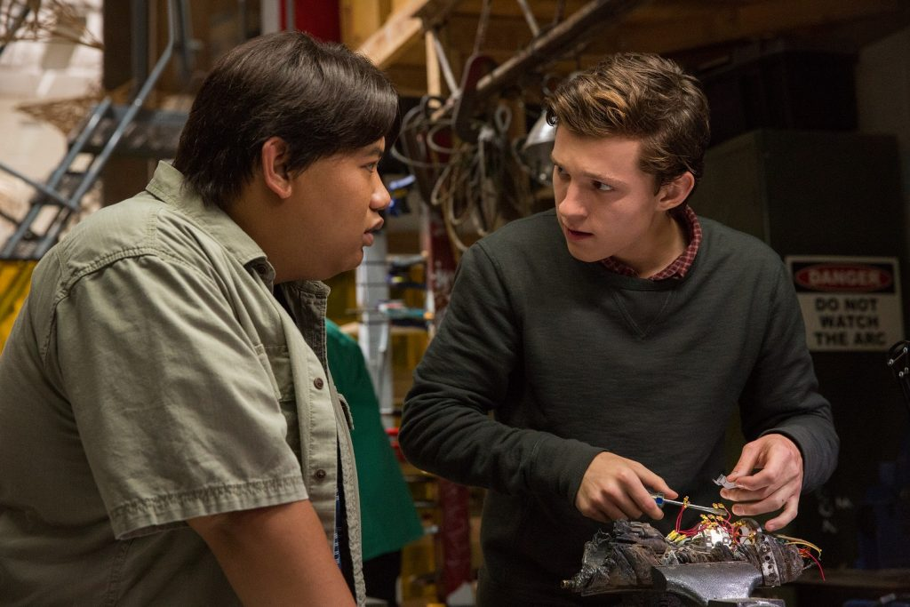 Spider-Man: Homecoming Ned Peter