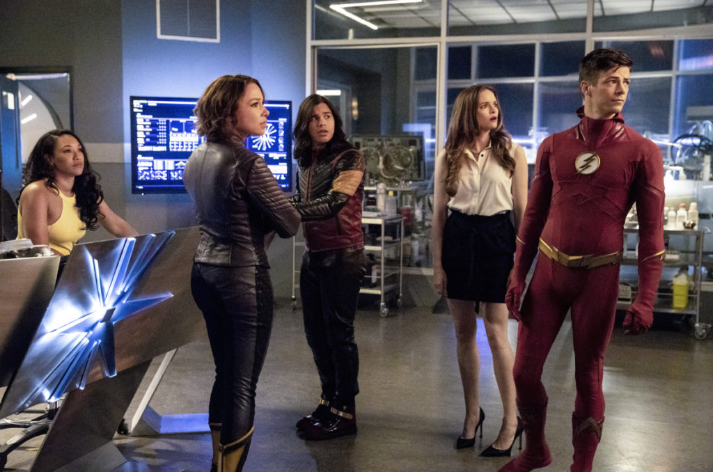 The Flash 5x02 Review