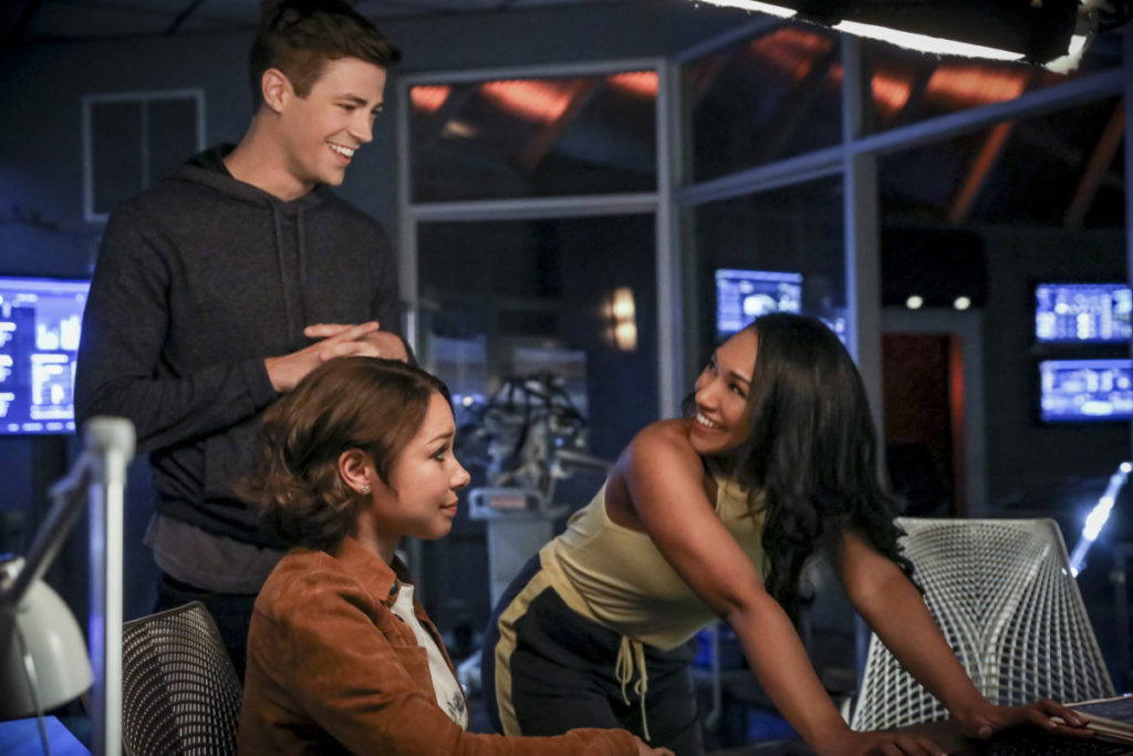 The Flash 5x02 Blocked Review