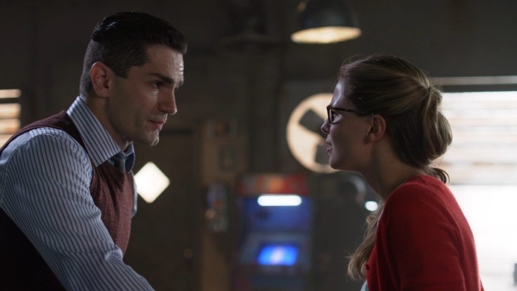 Supergirl 4x03 Man of Steel Review