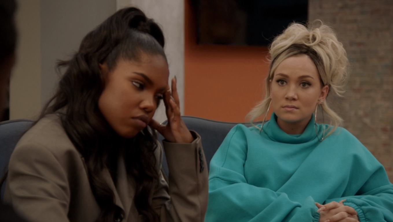 Star and Alex frustrated over Rhythm & Bells on STAR