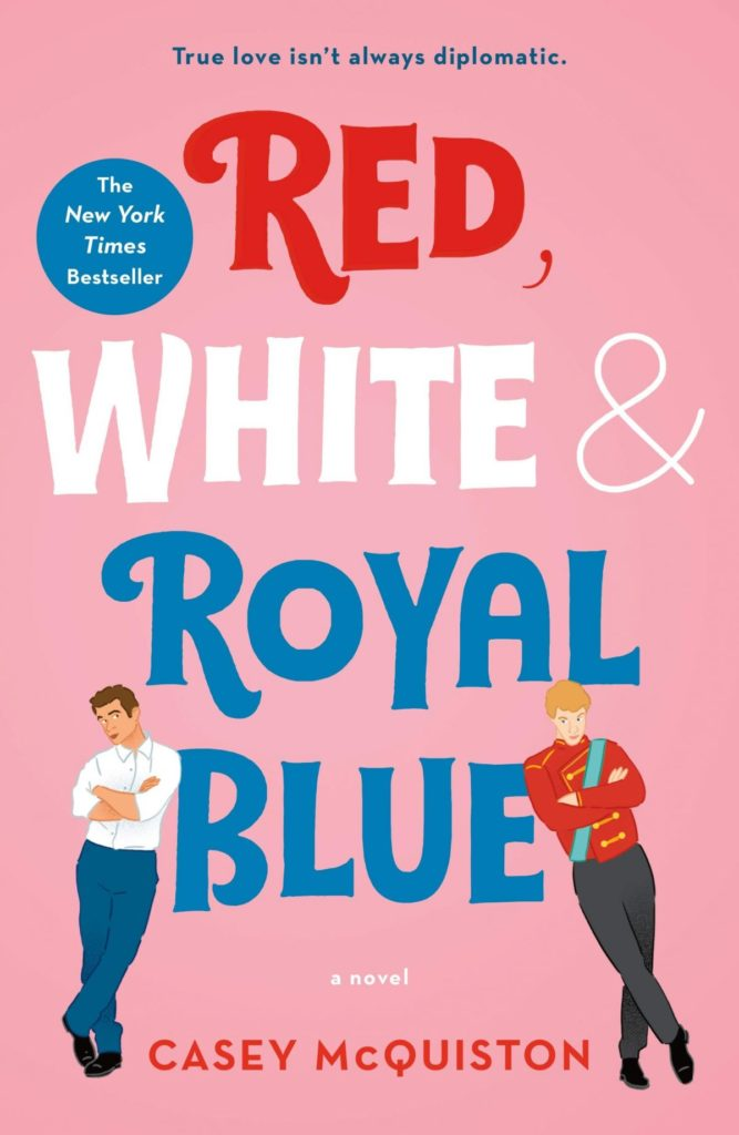 red white royal blue book cover