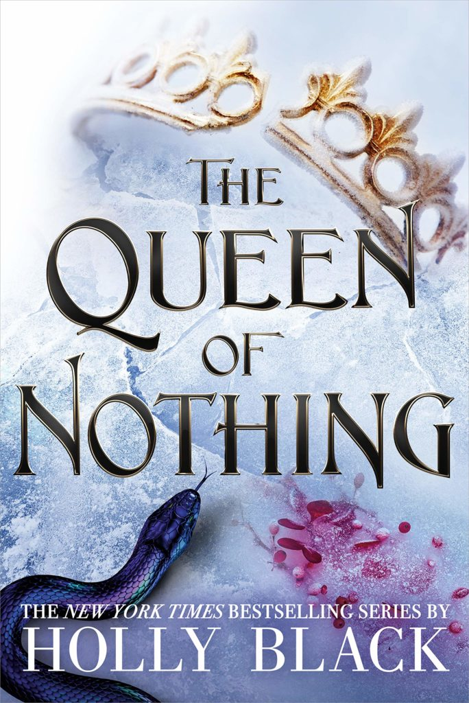 queen of nothing book cover holly black