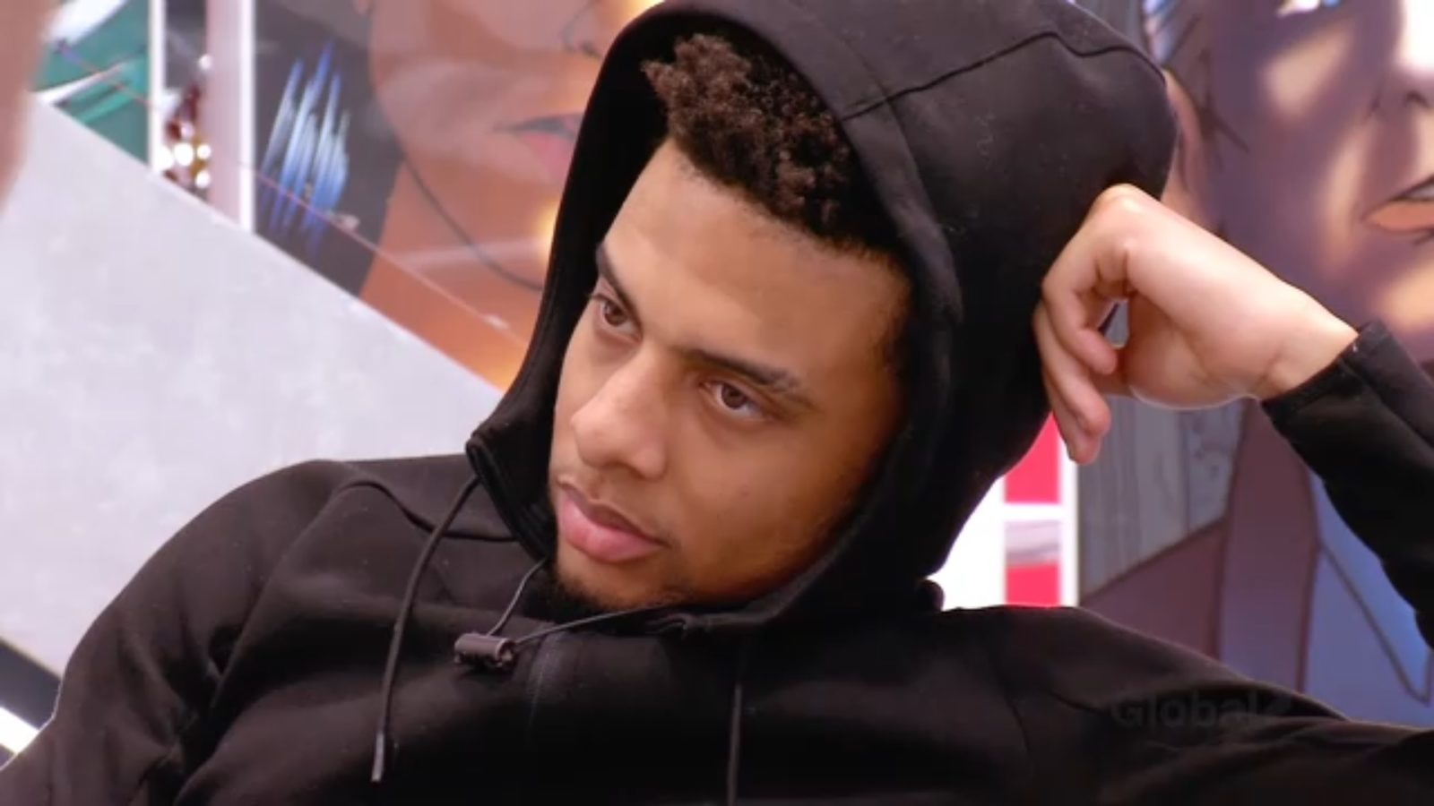 Jamar after Minh-Ly is nominated on Big Brother Canada 8