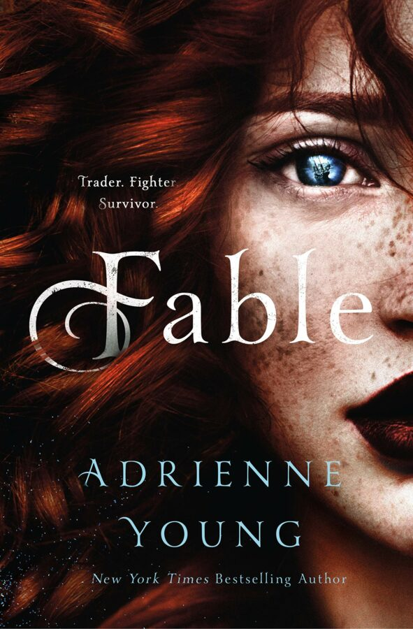 Fable by Adrienne Young Book Cover