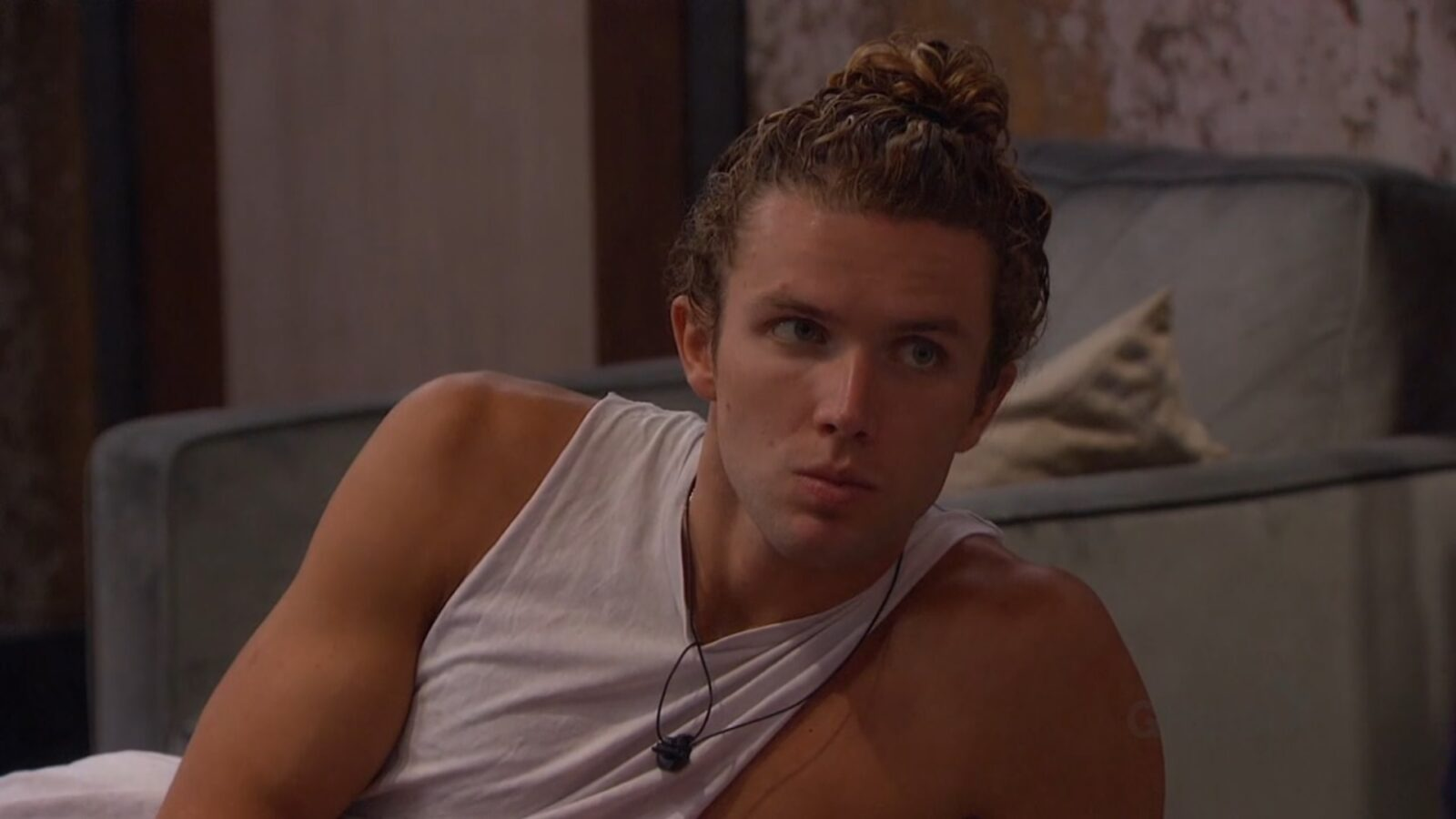 Tyler deciding not to quit on Big Brother: All-Stars