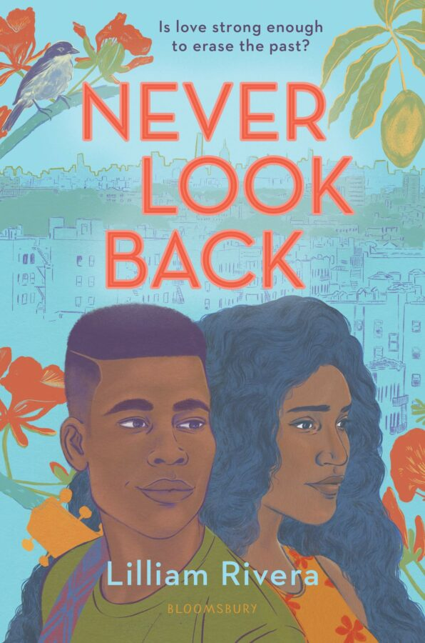 Never Look Back 2020 book cover