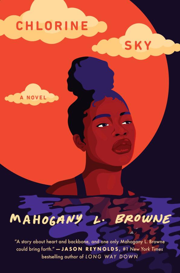 Chlorine Sky by Mahogany L. Browne Book Cover