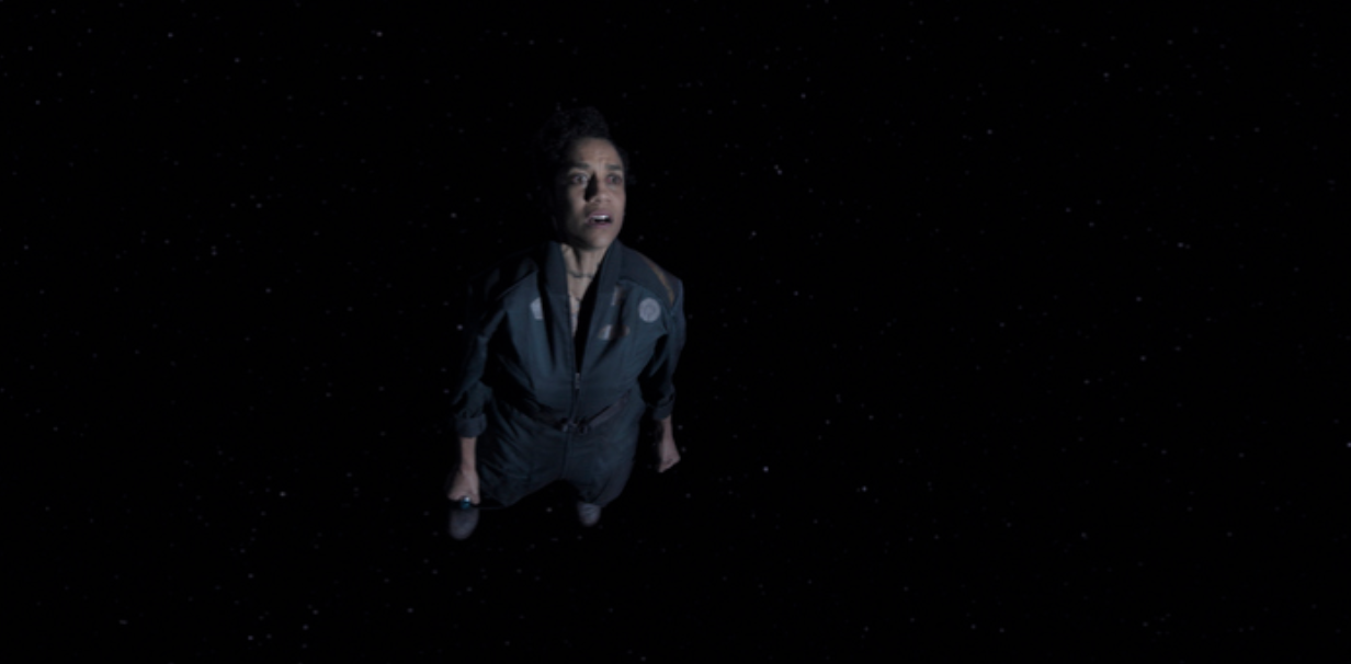 Dominique Tipper in The Expanse