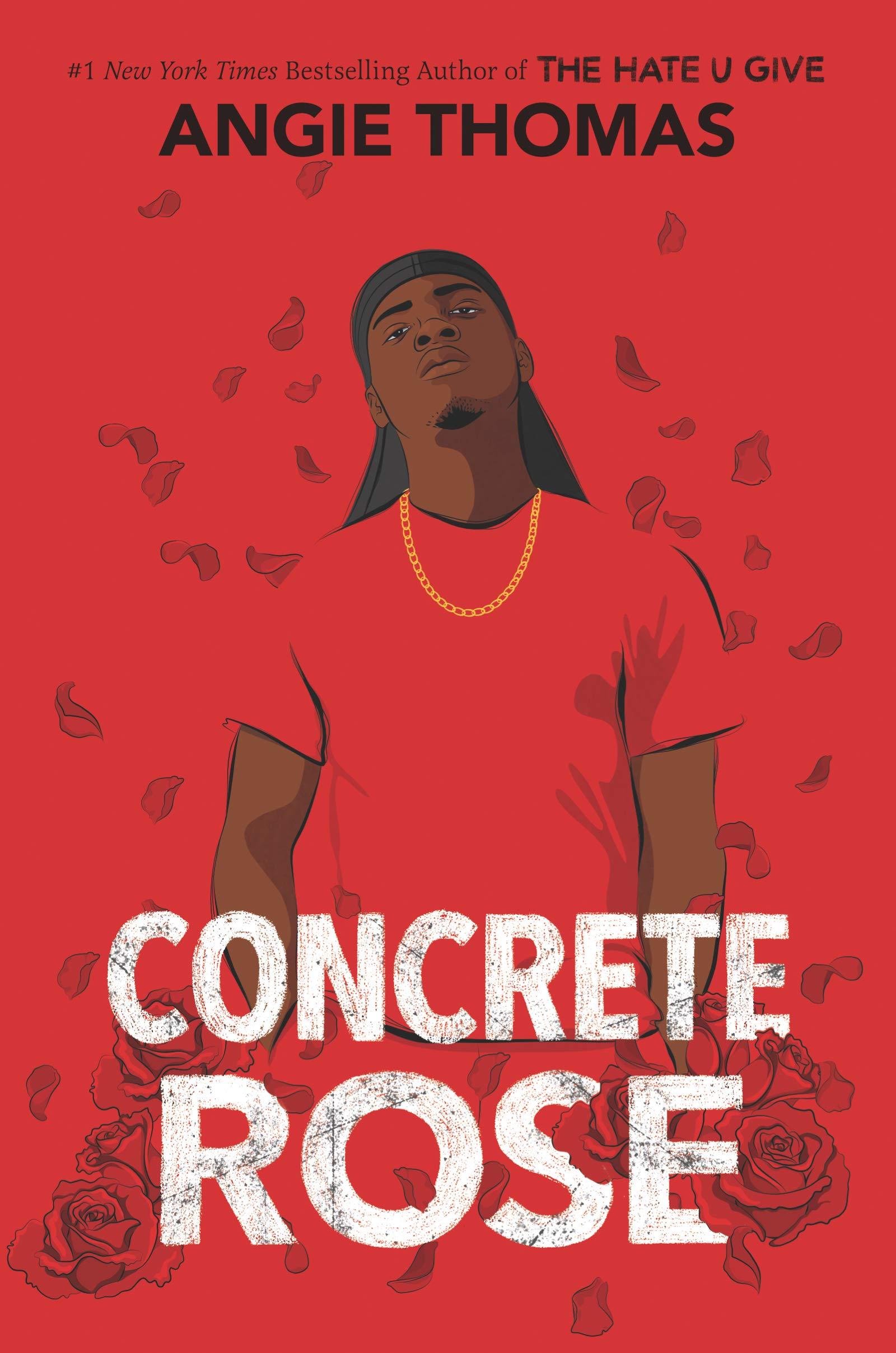 Concrete Rose Book Cover
