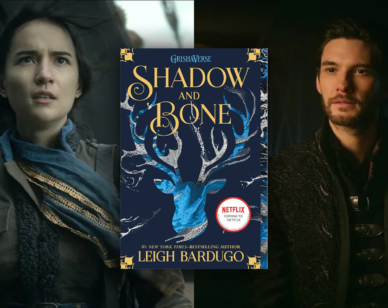 Shadow and Bone character images