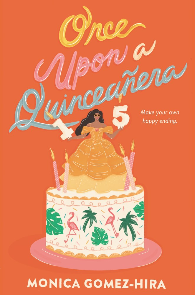 Once Upon a Quinceanera book cover