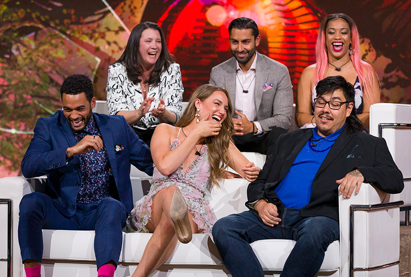 The Big Brother Canada 9 jury roundtable