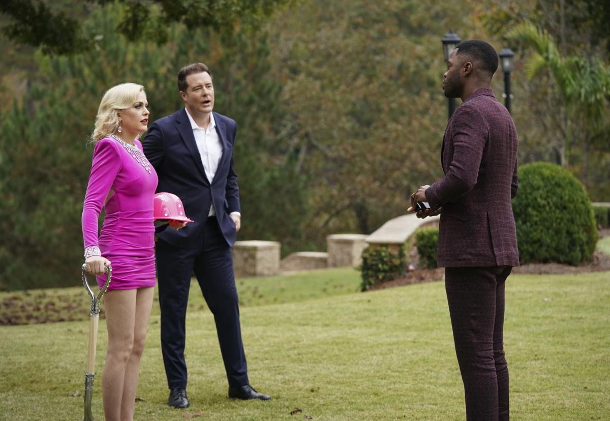 Alexis Carrington's plan falls apart on Dynasty