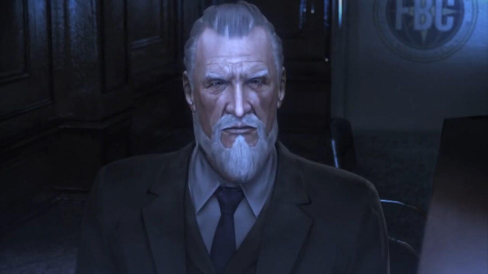 Morgan Lansdale Resident Evil Revelations