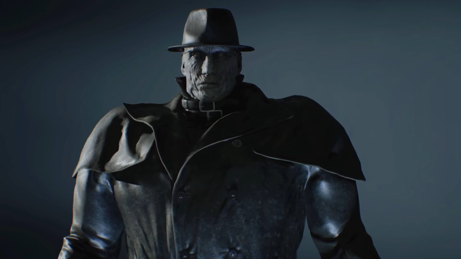 Mr. X Resident Evil 2 Remake
