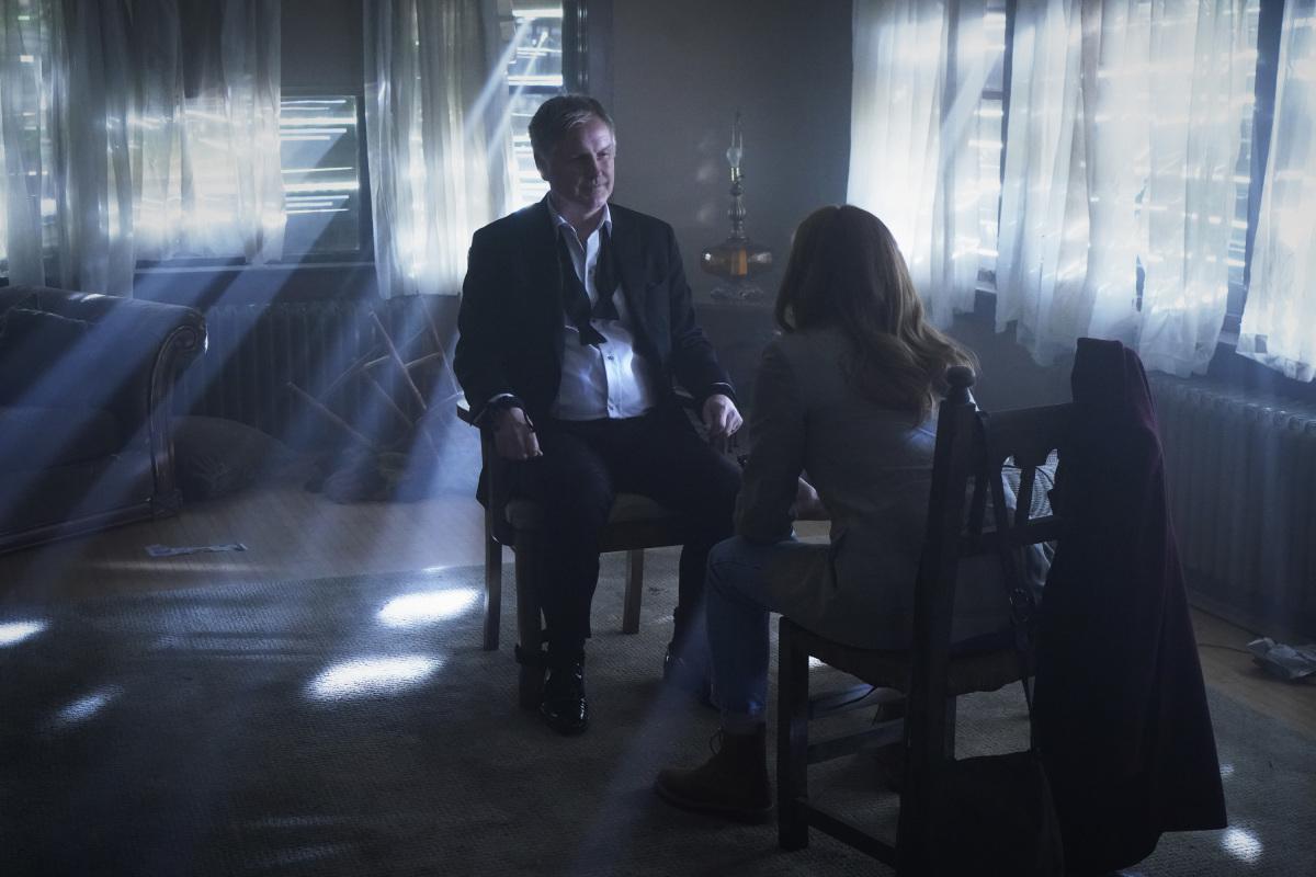 Everett Hudson kidnapped on Nancy Drew