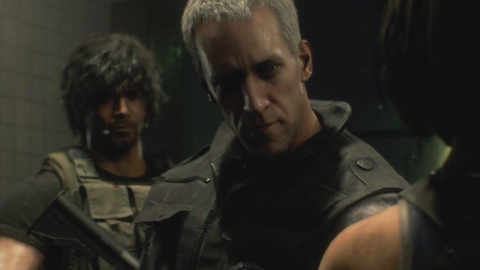 Nicholai Ginovaef Resident Evil 3 Remake