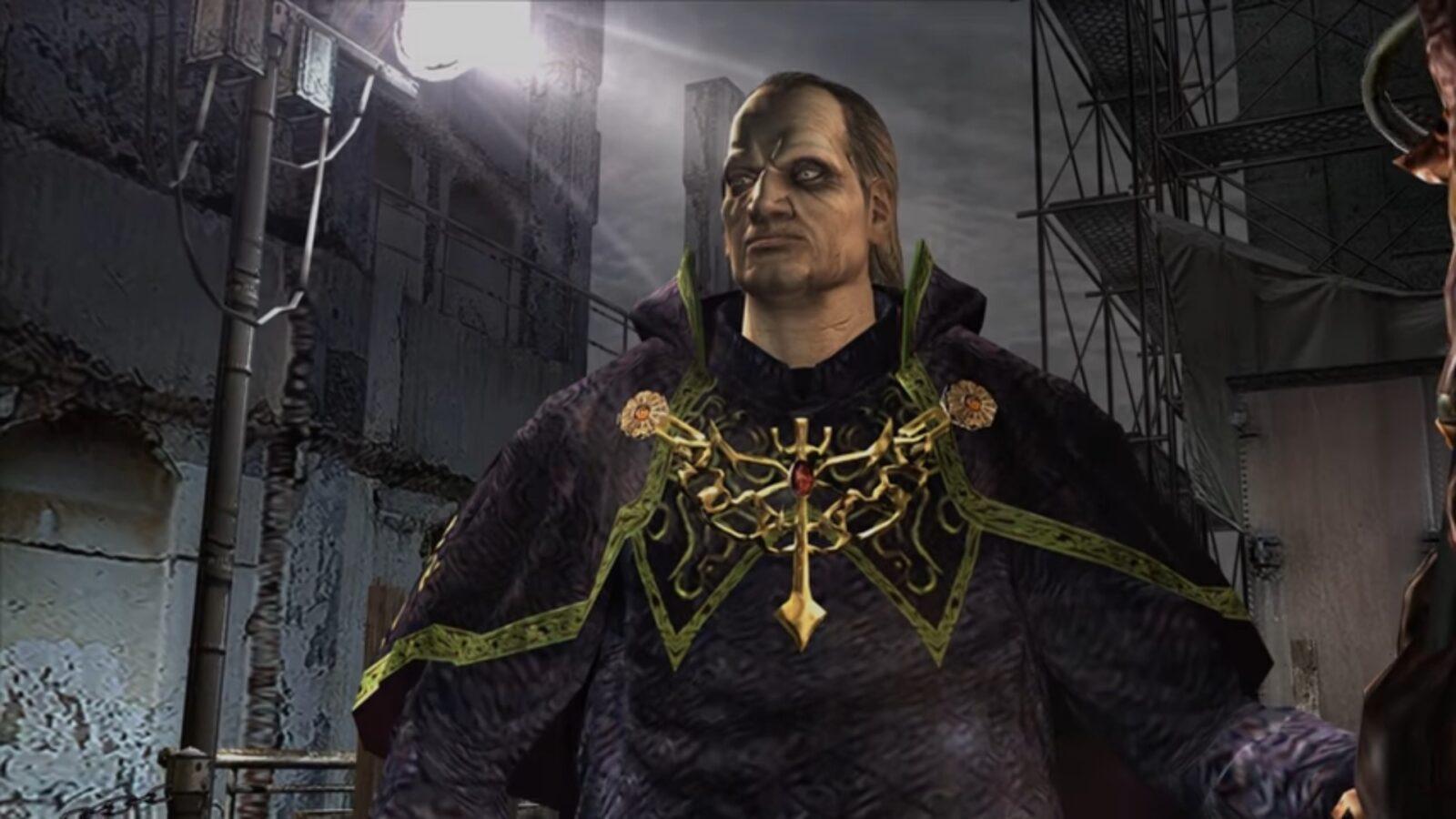 Osmund Saddler Resident Evil 4