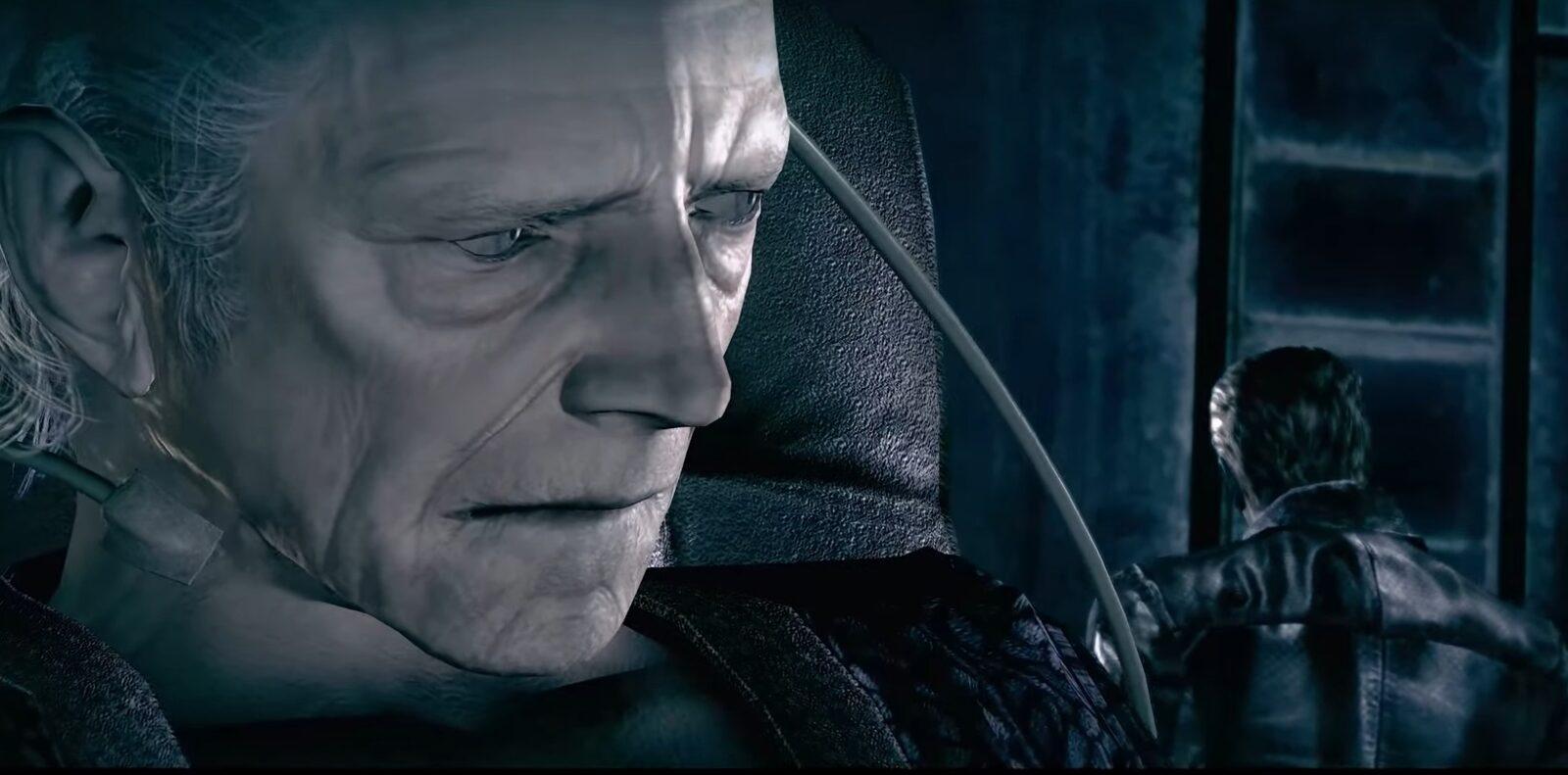 Oswell E. Spencer Resident Evil 5