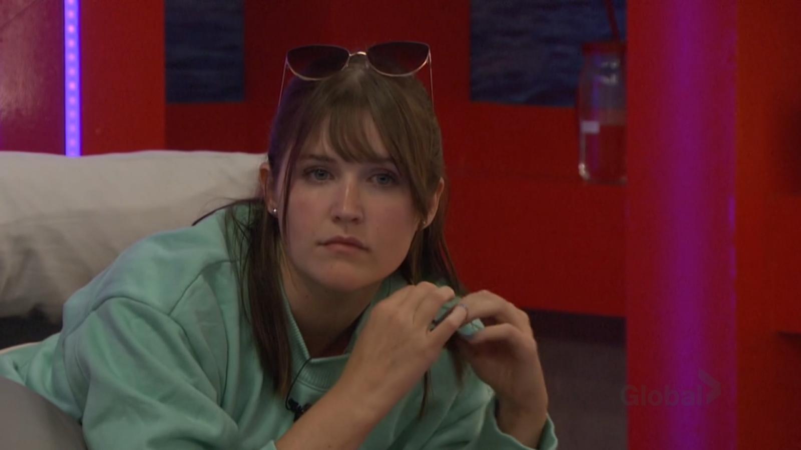 Big Brother 23 Sarah Beth Campaigning Against Hannah