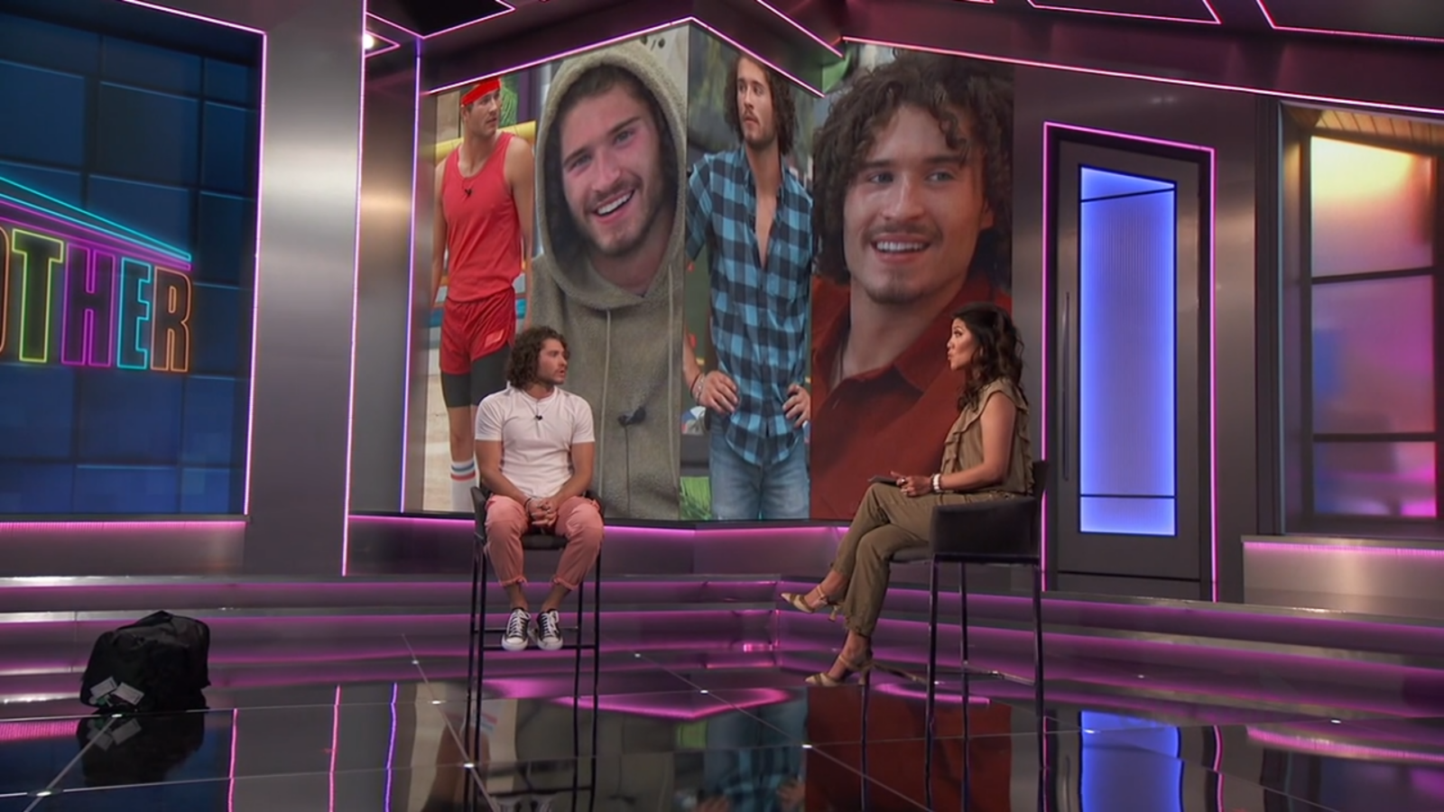 Big Brother 23 Christian Evicted