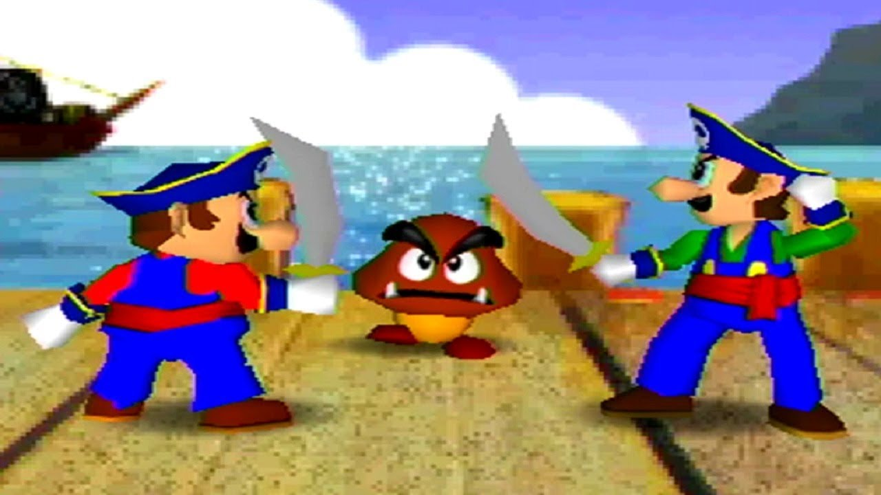 super-mario-spin-off-2-party-n64